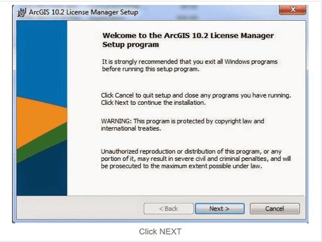 Cài đặt phần mềm ArcGIS 10.2 trên PC