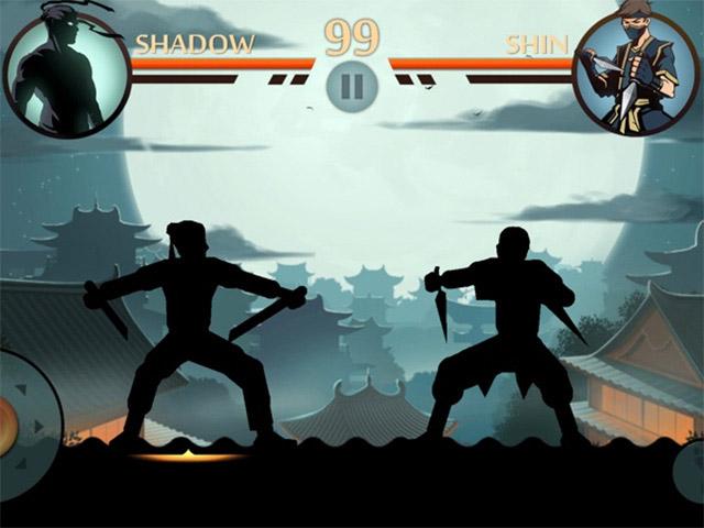 Các loại vũ khí đa dạng trong game