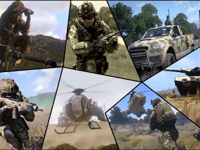 Cuộc chiến đấu giữa đội quân NATO và Iran