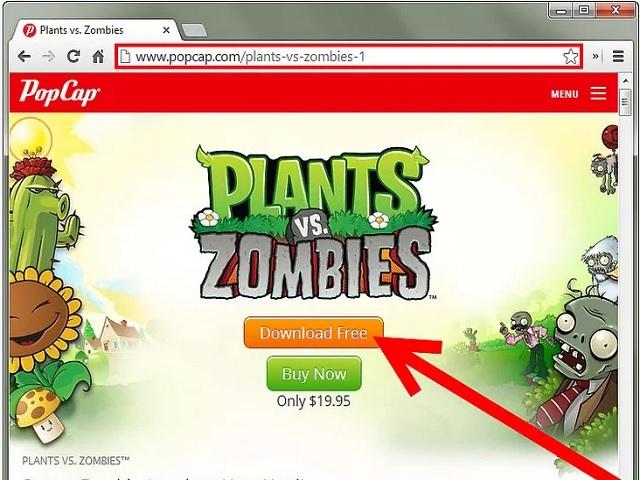 Tải về Plants vs Zombies