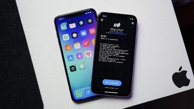 Bản Jailbreak iPhone