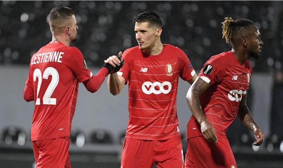 Nhận định bóng đá trận đấu giữa Standard Liege vs Genk (VĐQG Bỉ) lúc 18h30 ngày 23/08/2020