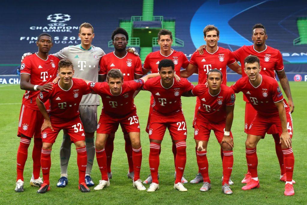 Bayern Munich nhà đương kim vô địch của Bundesliga 19/20