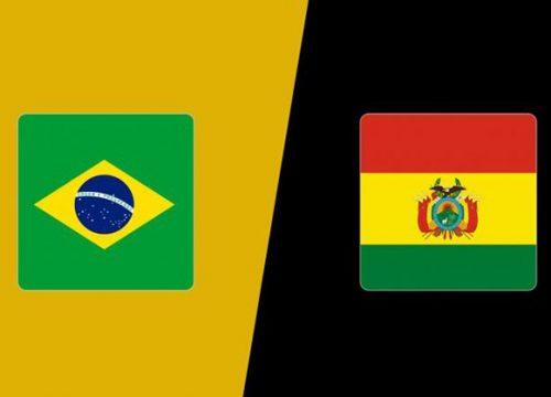 Soi kèo bóng đá nhanh Dabet - trận đấu Brazil vs Bolivia soi kèo