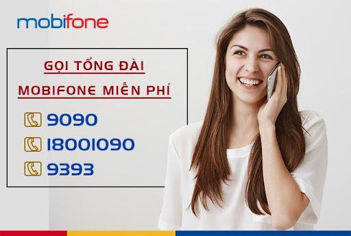 Tổng hợp cách liên hệ tổng đài chăm sóc khách hàng Mobifone miễn phí